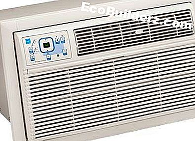 AC: Over door de muur airconditioners