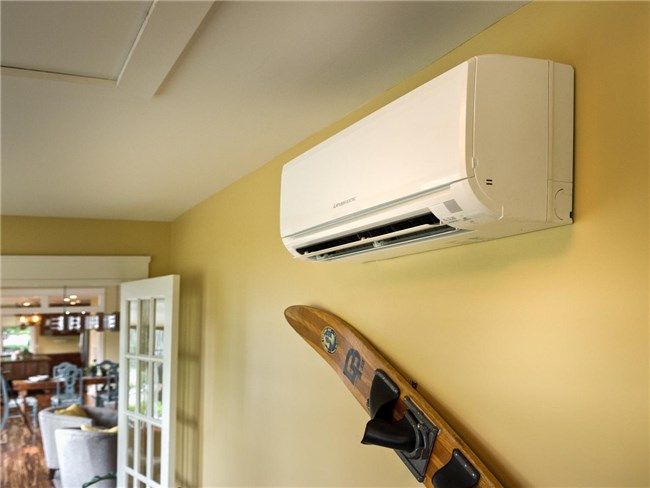 Ductless Vs. Central Air