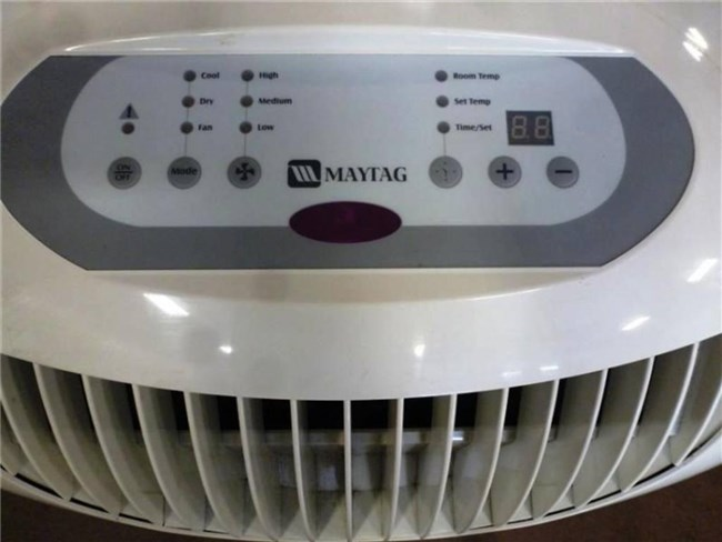 Feilmeldinger i Maytag Air Conditioners