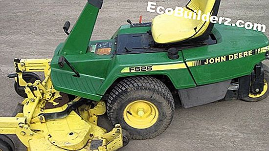 Carpenteria: John Deere F525 Specifiche tecniche
