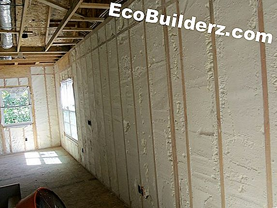 Spray Foam Insulation Vs. Glasvezelisolatie