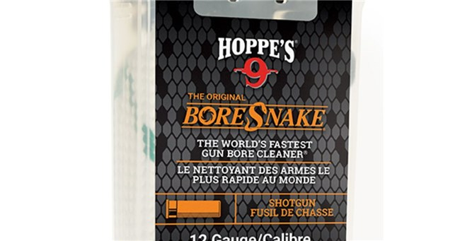 Hoppe's Bore Light-instructies