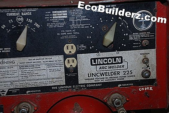 Lincoln Lincwelder 225 Specifiche