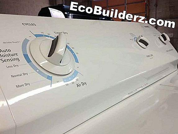 Wasserij: Kenmore Series 90 Washer & Dryer Specs