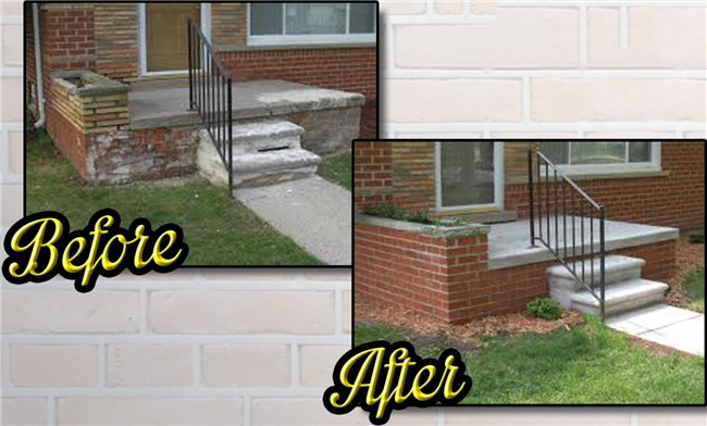Verf: Brick Cleaning Tips