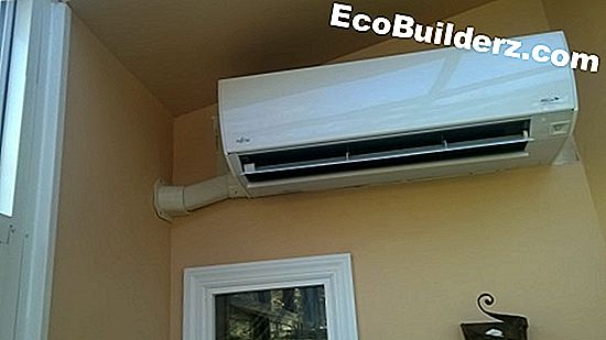 Ductless airconditioning installeren