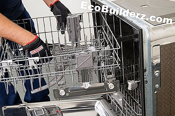 Instructies voor Kenmore Dishwasher Rack Assembly