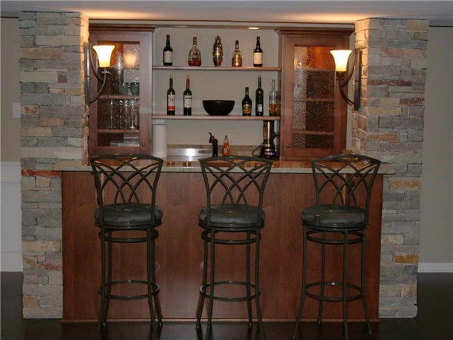 Timmerwerk: Corner Bar Ideas in the Home