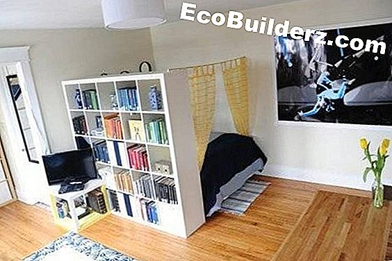 Timmerwerk: Room Divider Ideas for a Small Studio Apartment