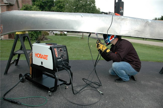 Hobart Welder Troubleshooting