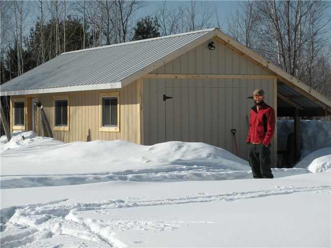 Piombatura: Homesteading in Upper Peninsula Michigan