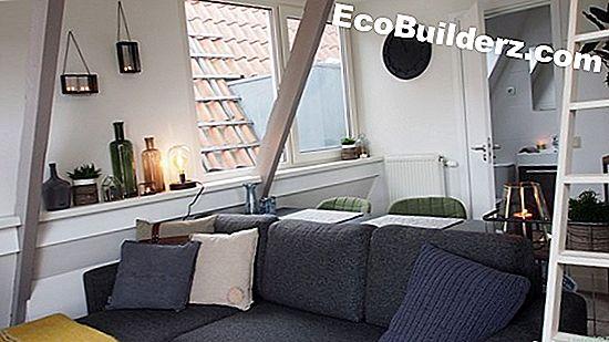 Hoe een vierkante woonkamer te versieren - 2018 | EcoBuilderz.com