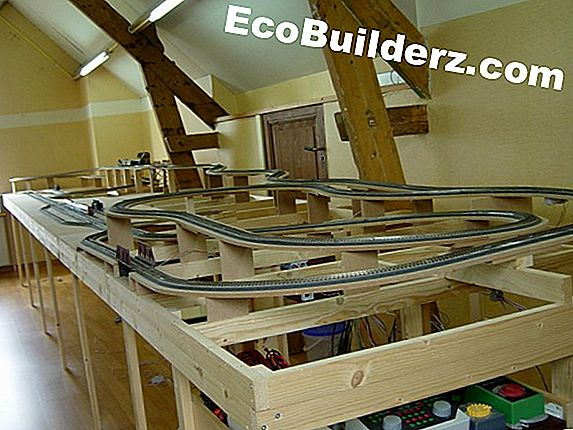 hoe het dak uit te breiden op een bestaande carport