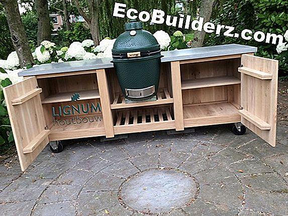 Hoe een kleine houten tafel te maken ecobuilderz