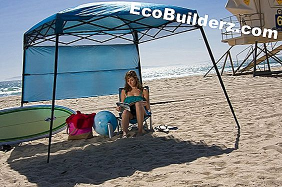 Timmerwerk: Quick Shade Instant Canopy-instructies