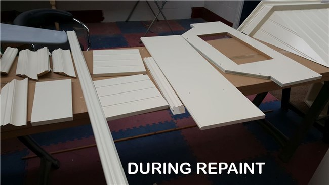 Verf: Appliance Painting & Refinishing
