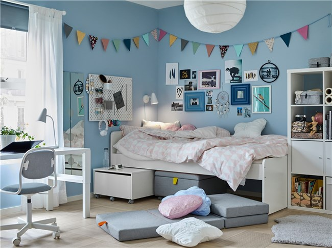 Verf: Een DIY Teen Bedroom Makeover