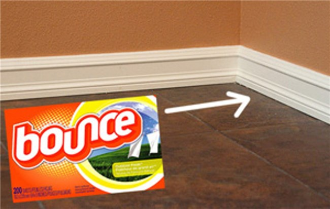 Homemade Baseboard Cleaner