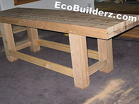 Verf: Hoe een Oak Roll Top Desk te herstellen