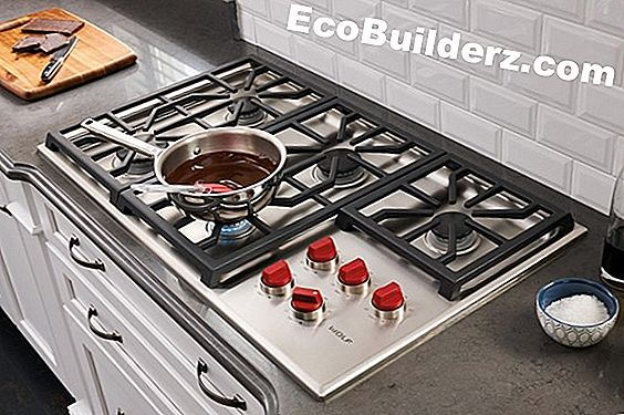 Verf: Wolf Gas Cooktop Cleaning