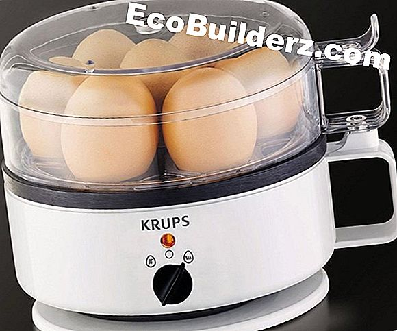 Krups Egg Express-instructies