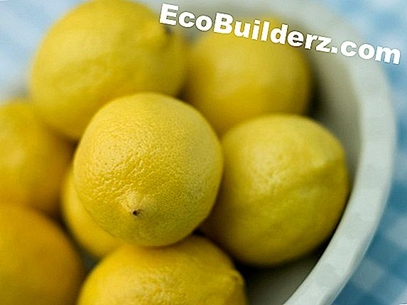 Tegels: Zullen Cut Lemons & Acidic Foods Granite Counter Tops beschadigen?